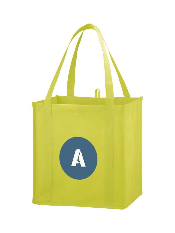 Reklamní tašky z netkané textilie - potisk loga