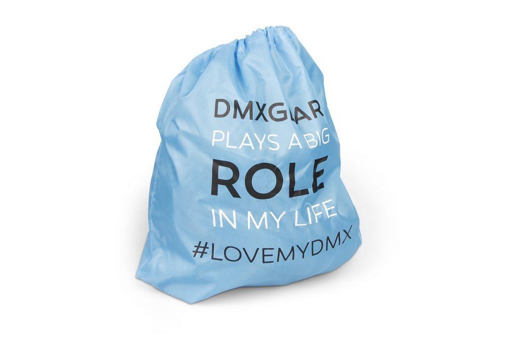 Reklamní vak na záda DMX