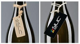 Reklamní víno visačka
