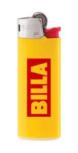 Reklamní zapalovač billa