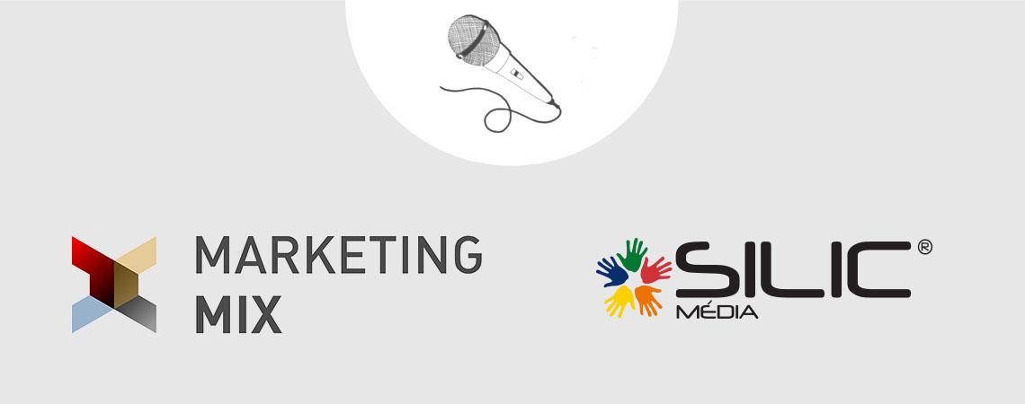 Prezentace na Marketing Mix v Praze a Brně