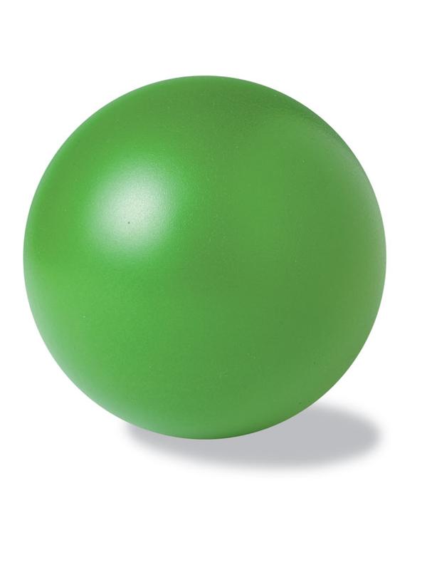 Reklamní Antistresový míček DESCANSO zelená