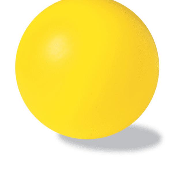 Reklamní Antistresový míček DESCANSO žlutá