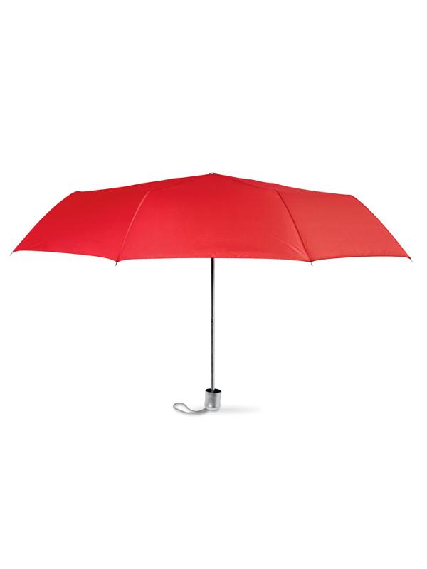 Reklamní Deštník LADY MINI červená