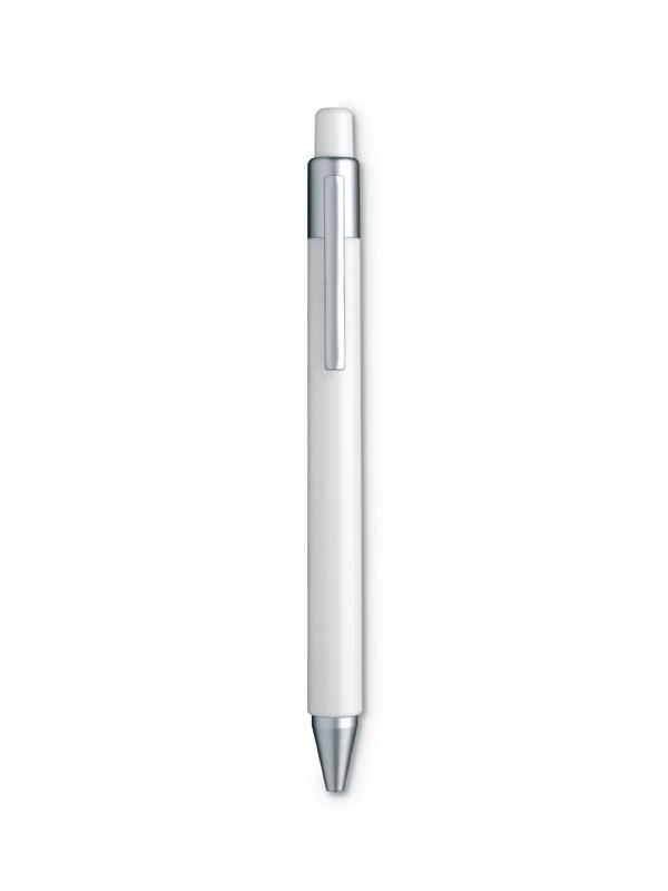 Reklamní Kuličkové pero CHUPI bílá
