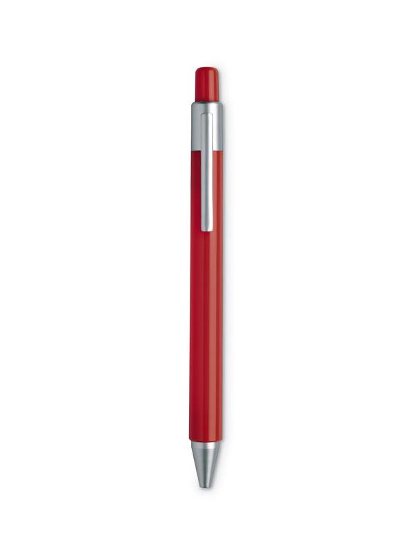 Reklamní Kuličkové pero CHUPI červená
