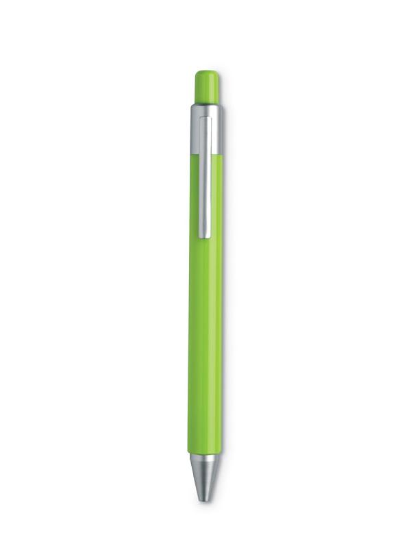 Reklamní Kuličkové pero CHUPI zelená