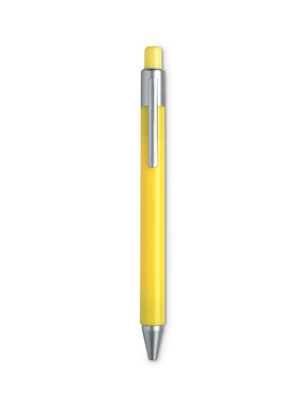 Reklamní Kuličkové pero CHUPI žlutá