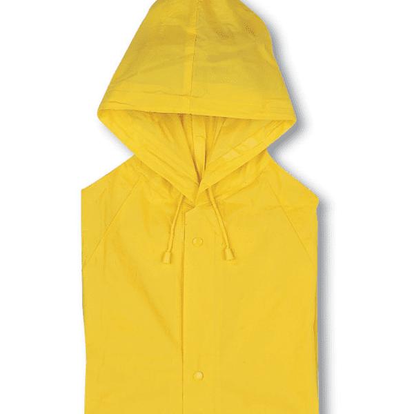 Reklamní Pláštěnka BLADO žlutá