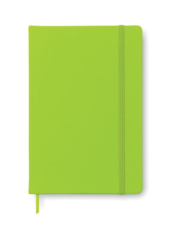Reklamní poznámkový zápisník zelený ARCONOT 1