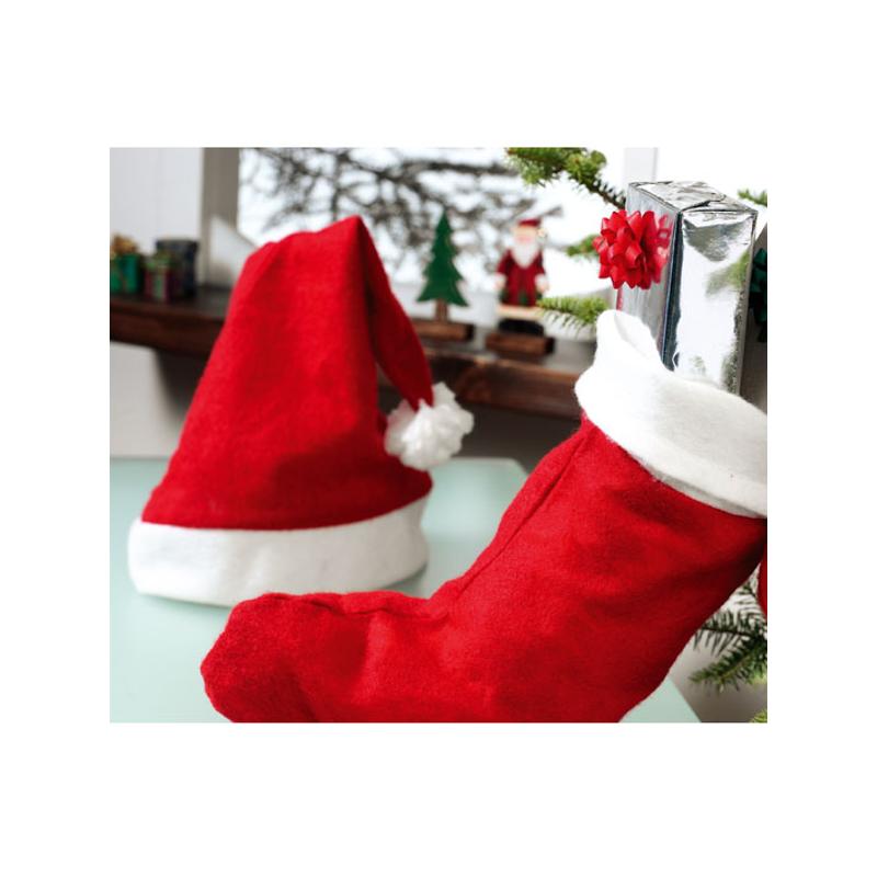 Reklamní Vánoční čepice BONO 2