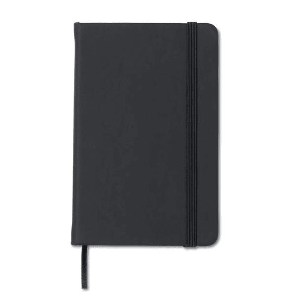 Reklamní zápisník NOTELUX černý
