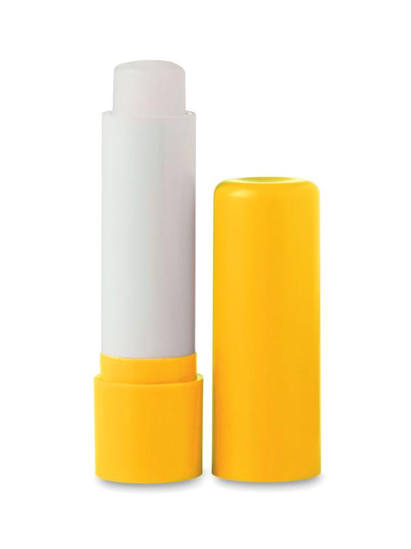 Reklamní Balzám na rty GLOSS žlutá