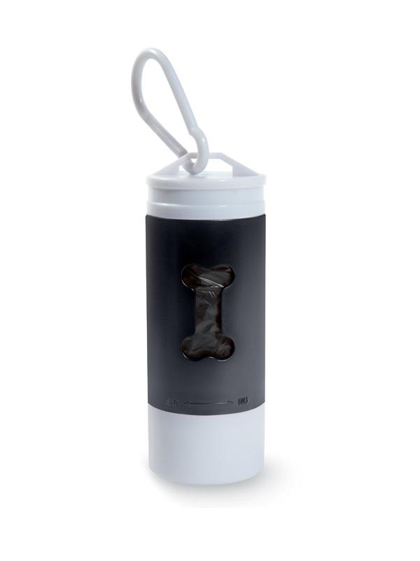 Reklamní Baterka pro pejskaře TEDY LIGHT černá