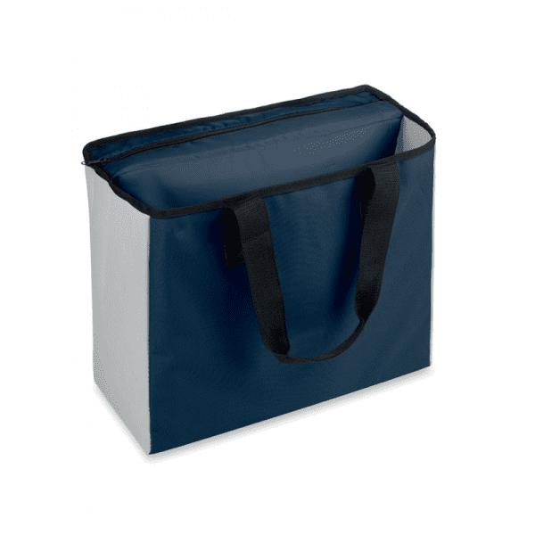 Reklamní chladicí taška CHELSEA tmavě modrá