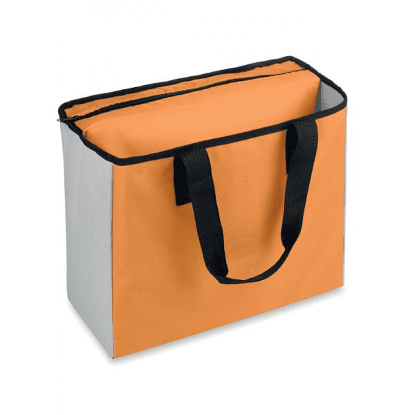 Reklamní chladicí taška CHELSEA oranžová