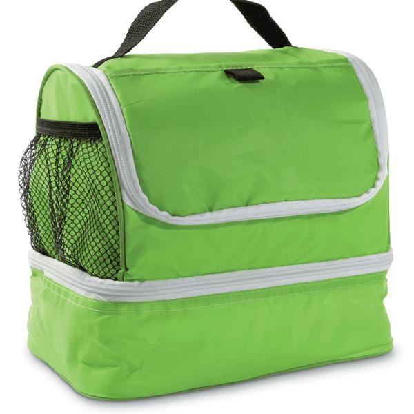 Reklamní chladicí taška BORACAY světle zelená