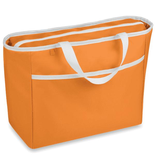 Reklamní chladicí termotaška ICEBAG oranžová