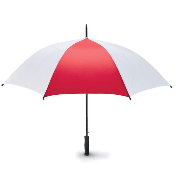 Reklamní Deštník RAINNY červená