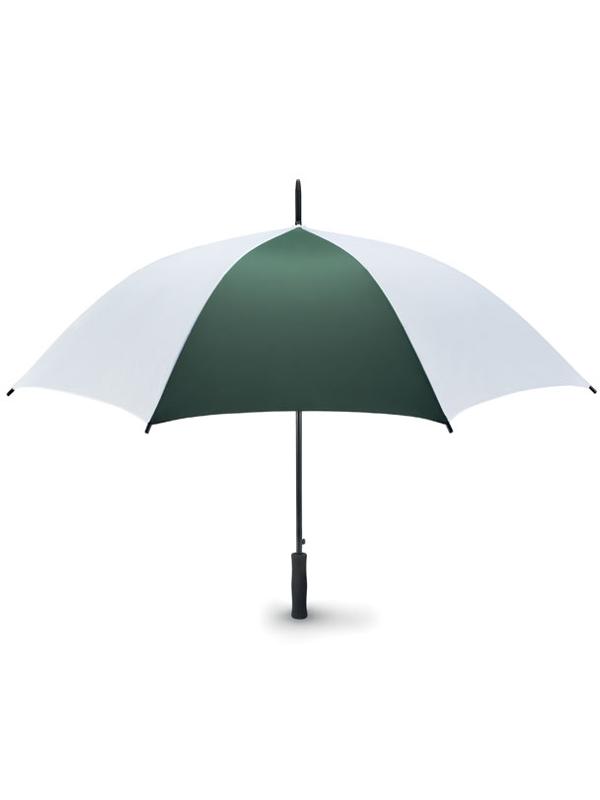 Reklamní Deštník RAINNY zelená