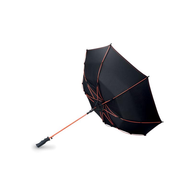Reklamní Deštník SKYE oranžová 2