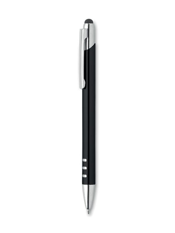 Reklamní Dotykové kuličkové pero URRBA černá