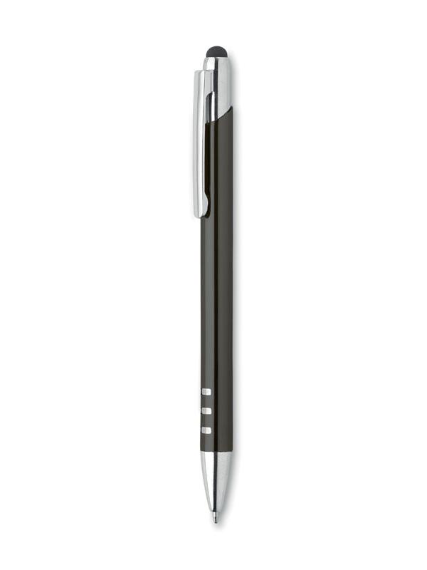 Reklamní Dotykové kuličkové pero URRBA titanová