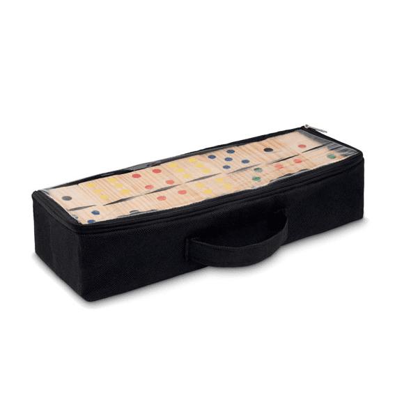 Reklamní Hra domino DOMINO 1