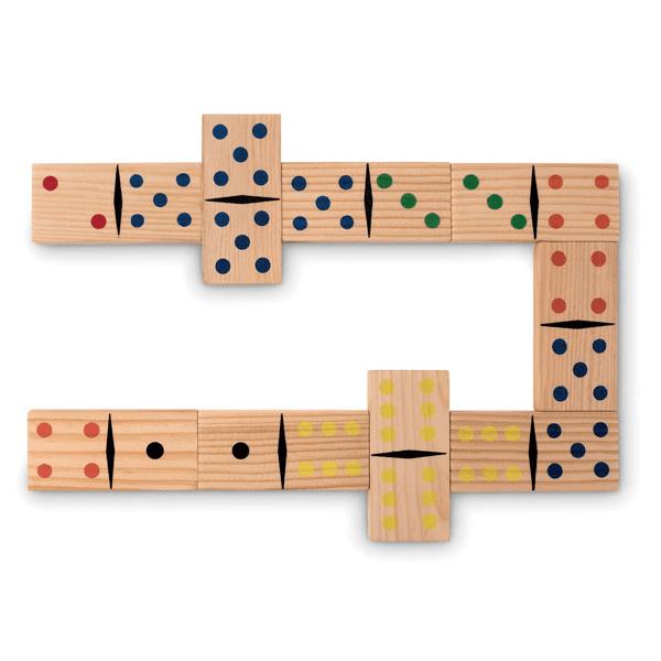 Reklamní Hra domino DOMINO 2
