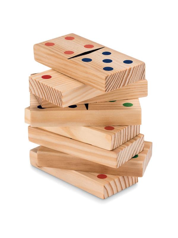 Reklamní Hra domino DOMINO 3