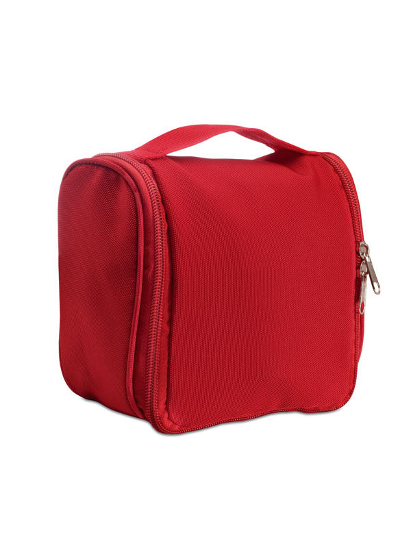 Reklamní Kosmetická taška BAGOMATIC červená