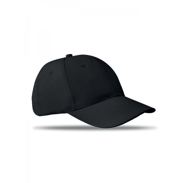 Reklamní kšiltovka BASIE černá