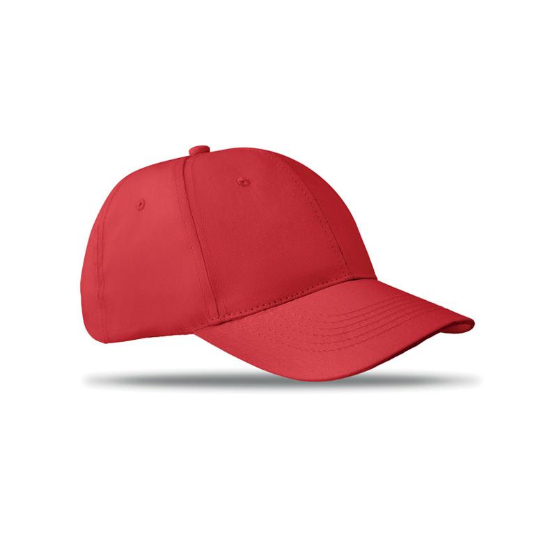 Reklamní Kšiltovka BASIE červená