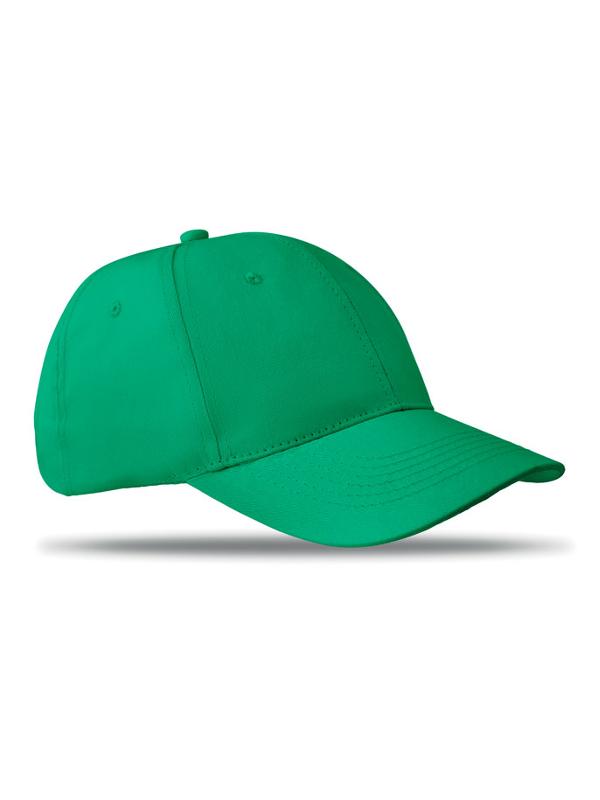 Reklamní Kšiltovka BASIE zelená