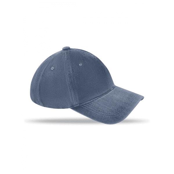 Reklamní Kšiltovka NATURA modrá