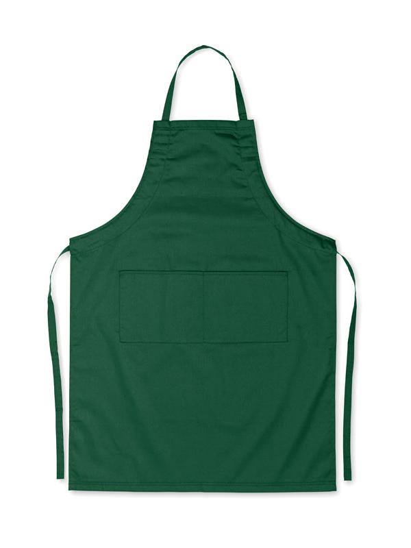 Reklamní Kuchyňská zástěra FITTED KITAB zelená