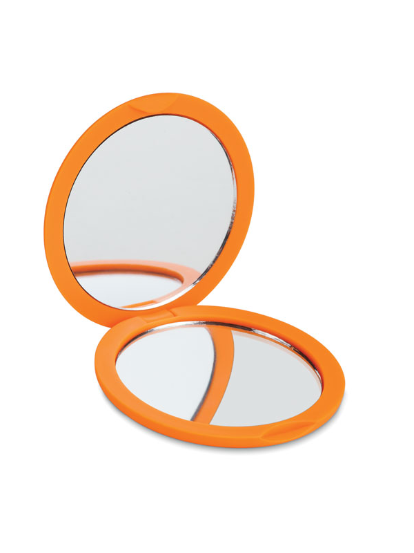 Reklamní zrcátko STUNNING oranžové