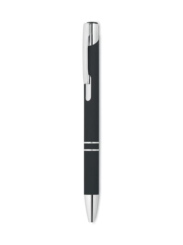 Reklamní Kuličkové pero AOSTA černá