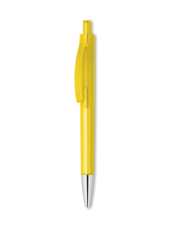 Reklamní Kuličkové pero LUCERNE žlutá