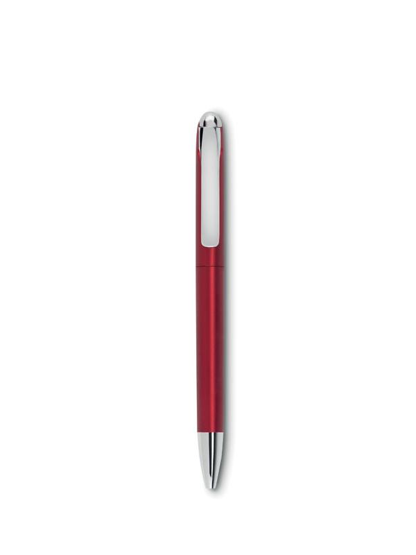 Reklamní Kuličkové pero TWISTY červená