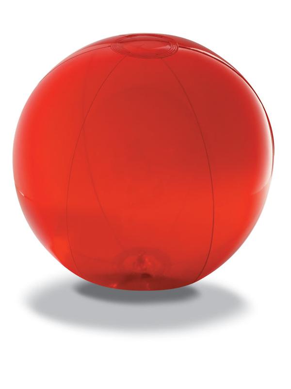 Reklamní Míč AQUA červená