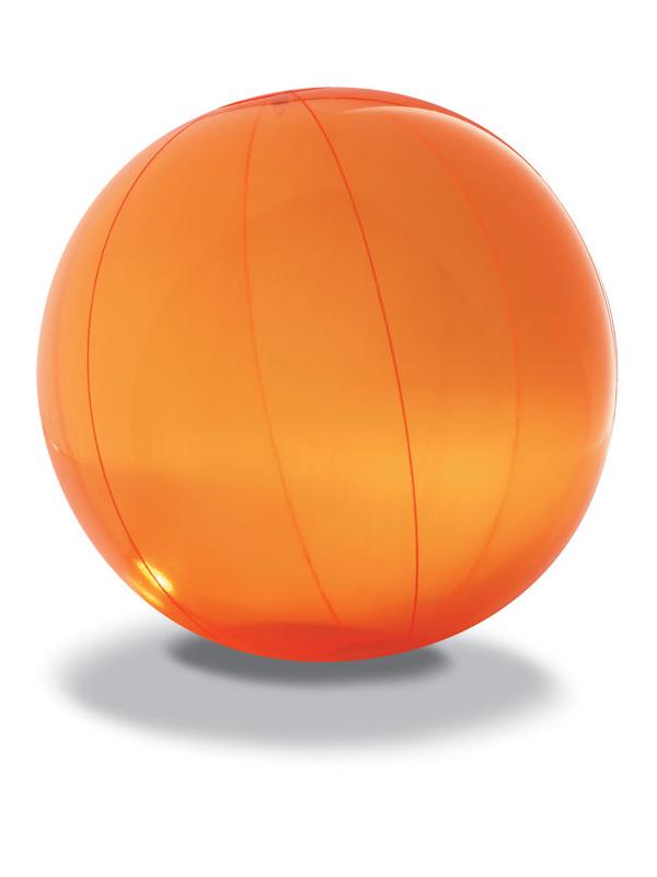Reklamní Míč AQUA oranžová