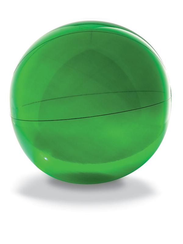 Reklamní Míč AQUA zelená