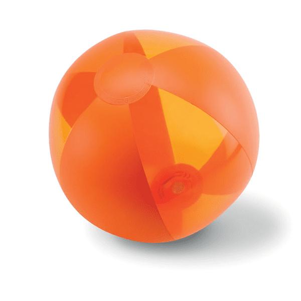 Reklamní Nafukovací míč AQUATIME oranžová