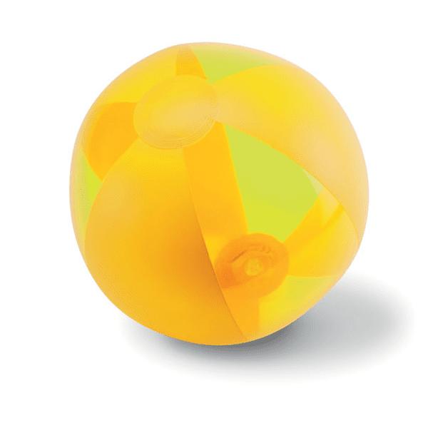 Reklamní Nafukovací míč AQUATIME žlutá