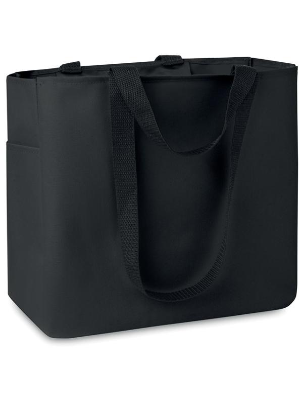 Reklamní Nákupní taška CAMDEN černá