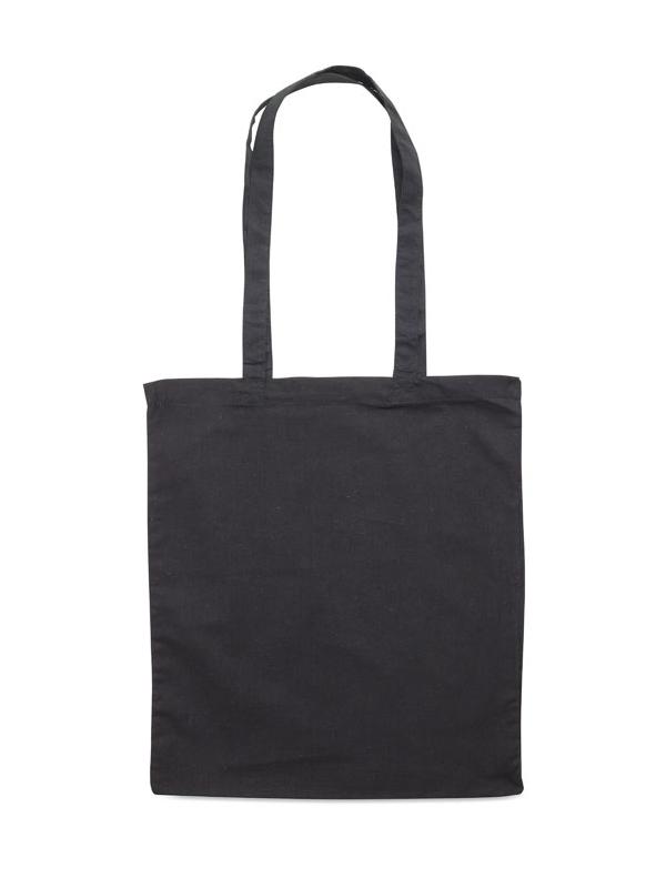 Reklamní Nákupní taška COTTONEL černá