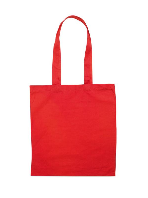Reklamní Nákupní taška COTTONEL červená