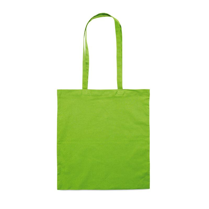 Reklamní Nákupní taška COTTONEL limetková