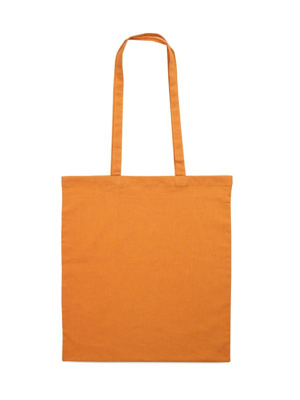 Reklamní Nákupní taška COTTONEL oranžová